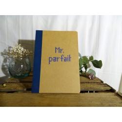 Carnet Mr Parfait