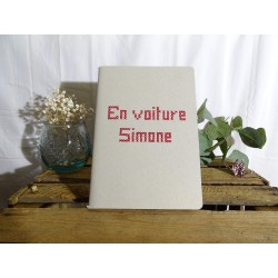 copy of Carnet A l'aise Blaise